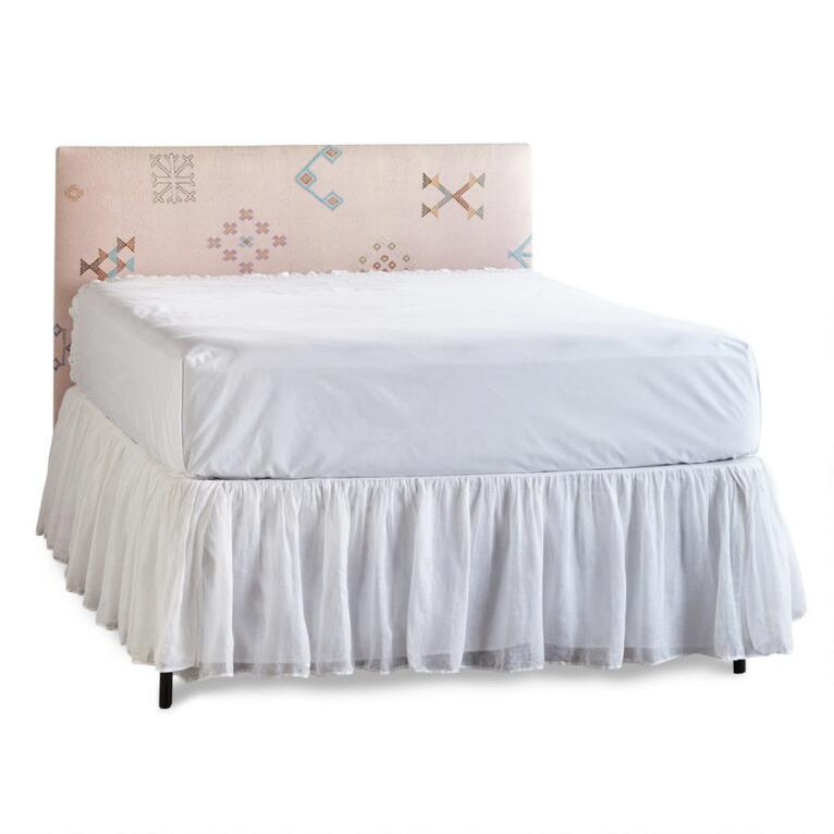 SAFI MOROCCAN QUEEN BED