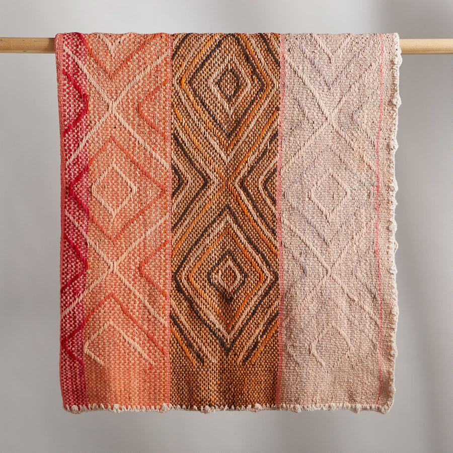 ANCASH PERUVIAN THROW