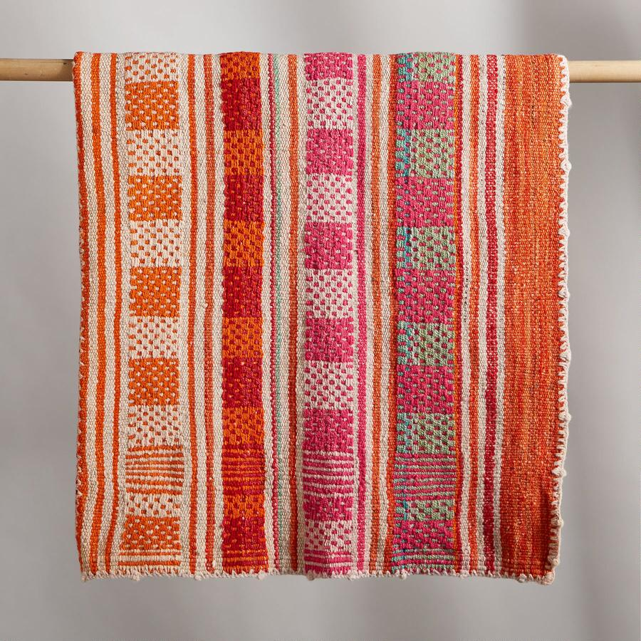 TRUJILLO PERUVIAN THROW