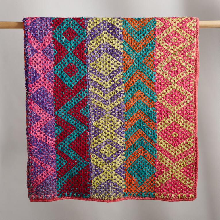 TITICACA THROW