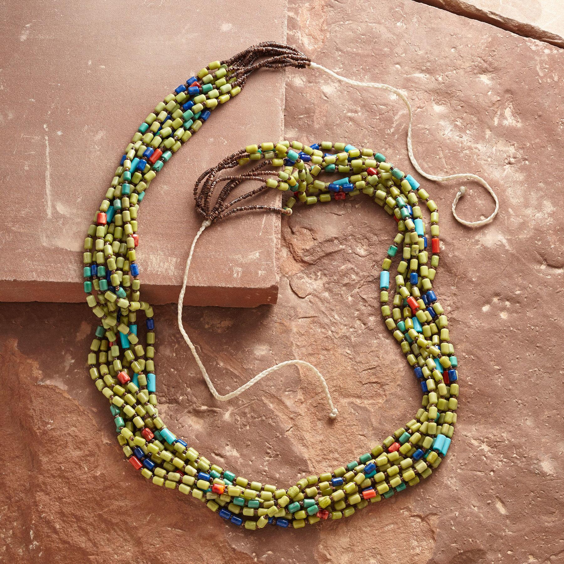 IRENE LOVATO TURQUOISE NECKLACE: View 2