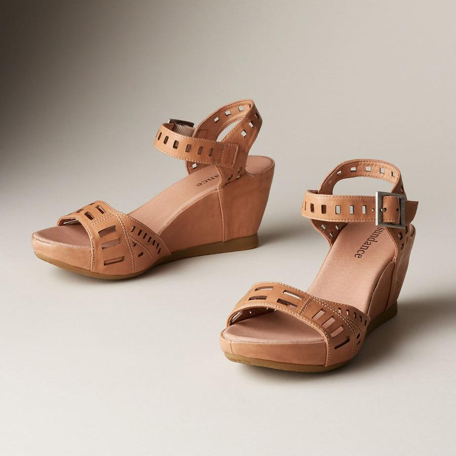 SQUARED AWAY SANDALS