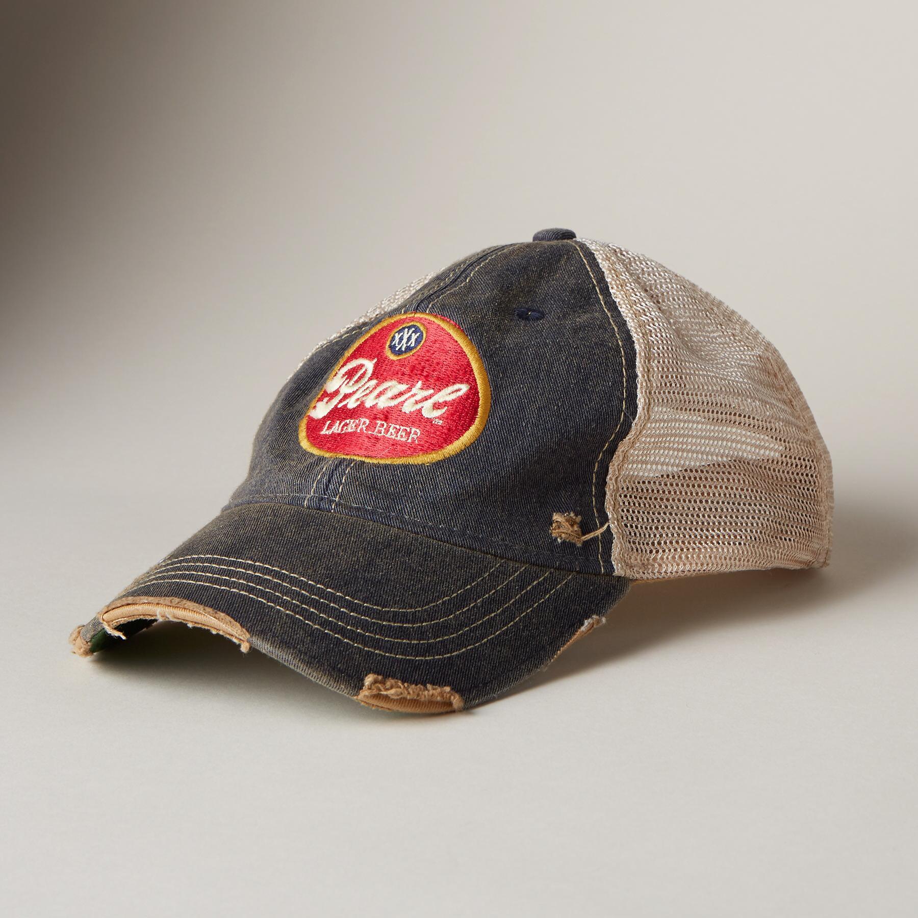 PEARL LAGER CAP: View 1