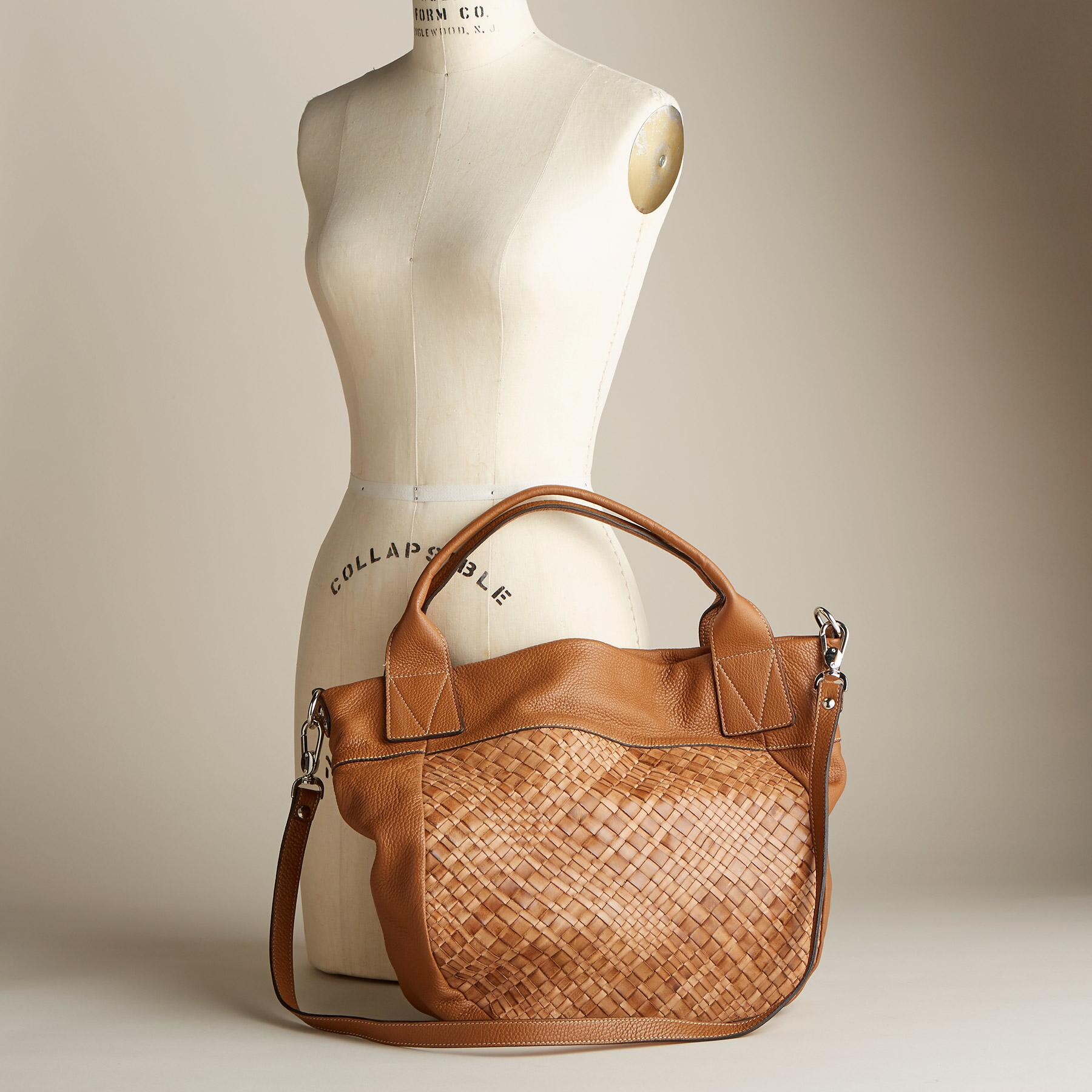 LRG WOVEN FRONT BAG: View 4