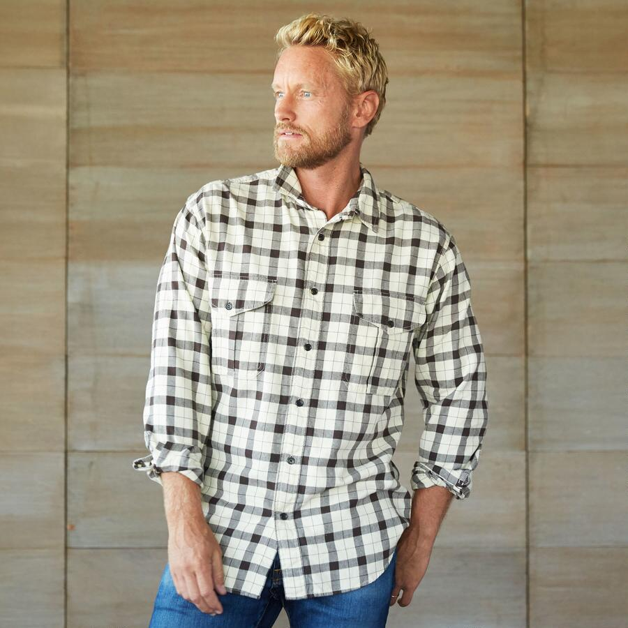 ZANE PLAID SHIRT