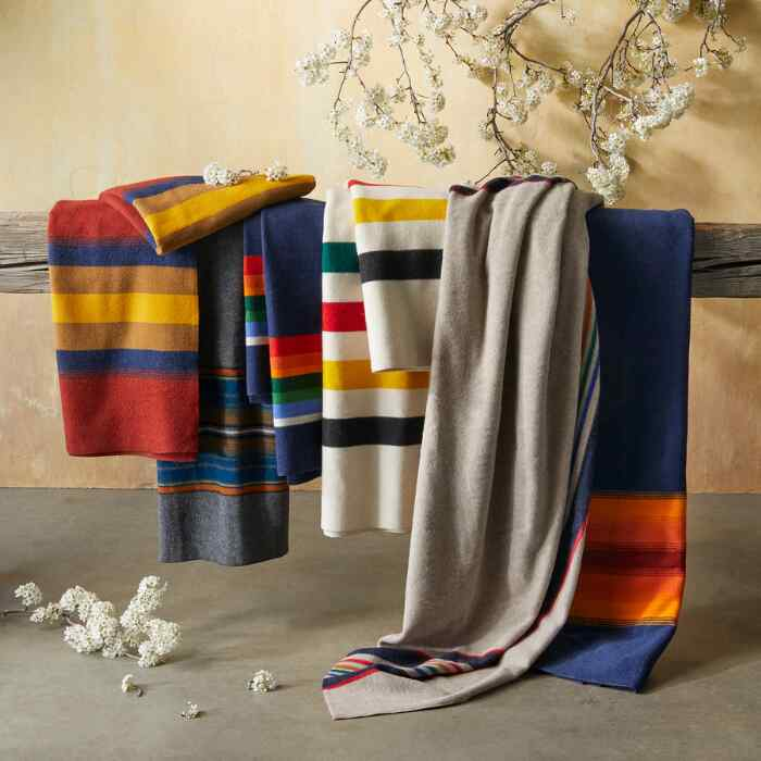NATIONAL PARKS BLANKET