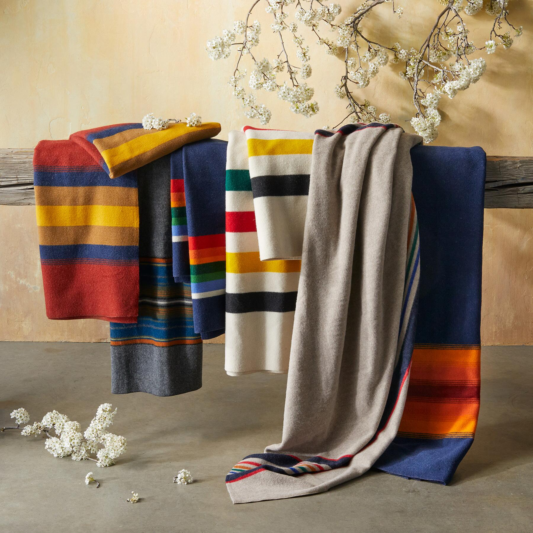 Pendleton® National Parks Wool Blankets  e207cf53c