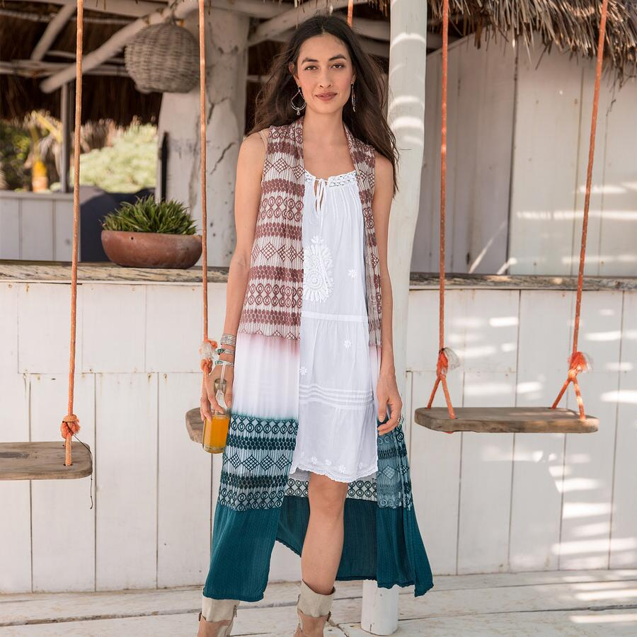 BOHO DREAMS DUSTER