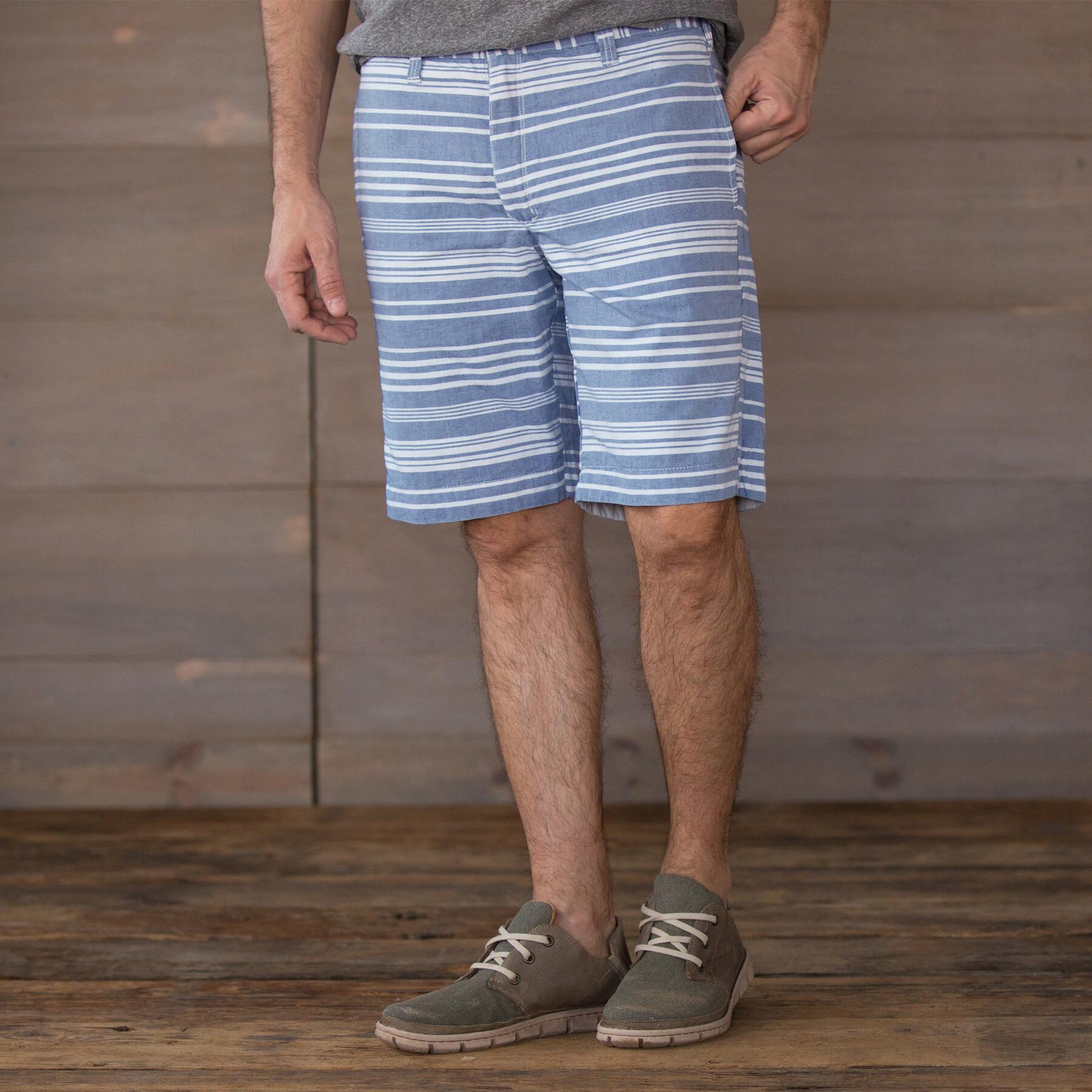 ROBUST REVERSIBLE SHORTS: View 1