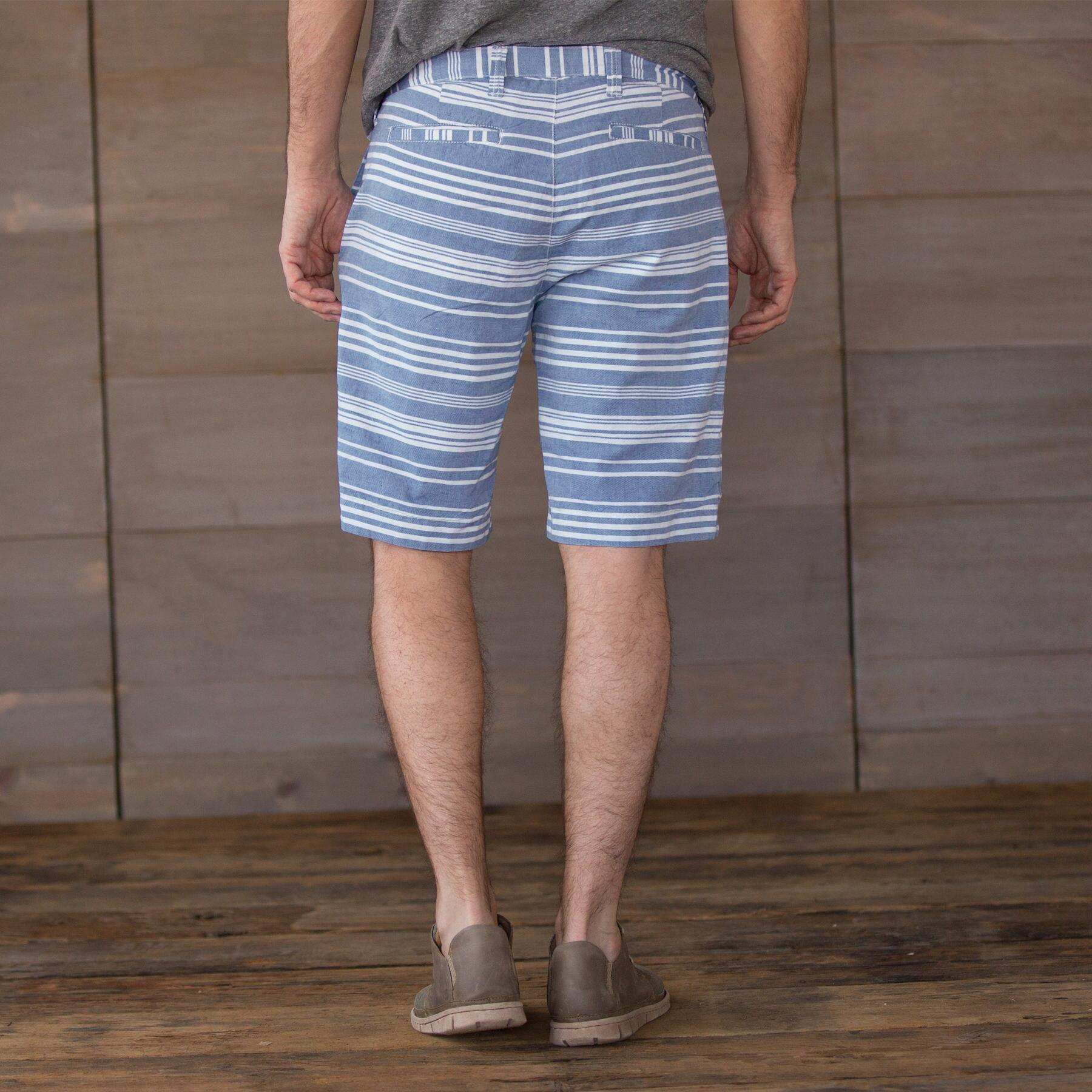 ROBUST REVERSIBLE SHORTS: View 2