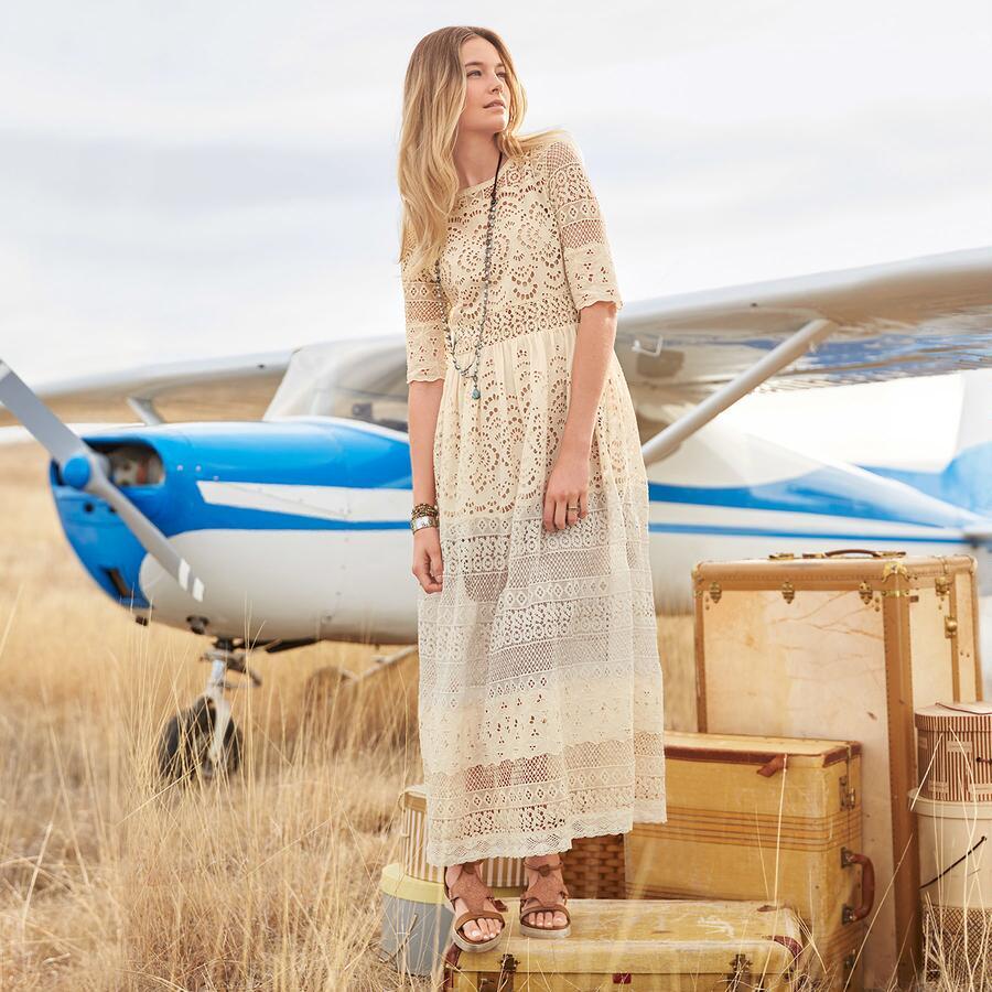 SOHO STROLL DRESS