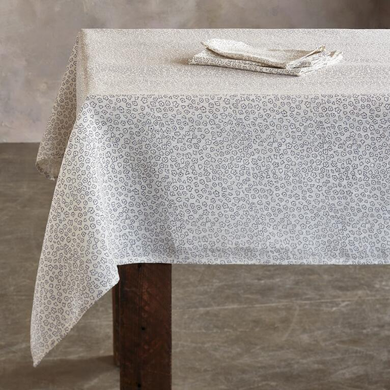 WILD MEADOW TABLECLOTH