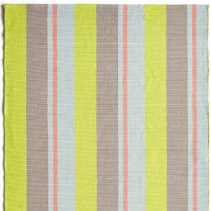 LAGUNA STRIPES WOVEN RUG, LARGE