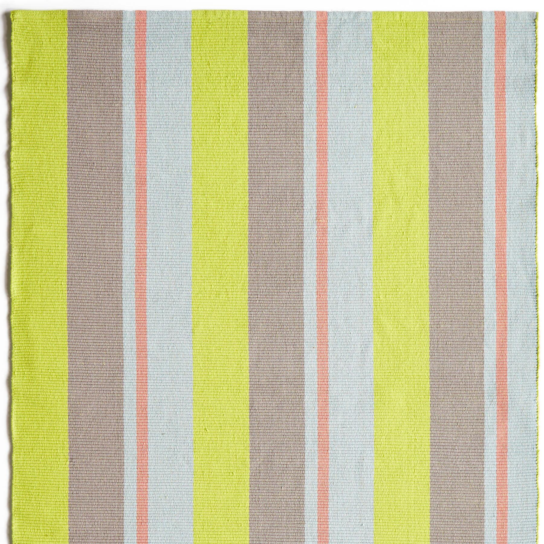 LAGUNA STRIPES WOVEN RUG, LARGE: View 1
