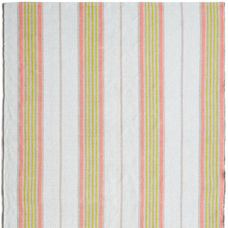 COSTA MESA STRIPES WOVEN RUG, LARGE