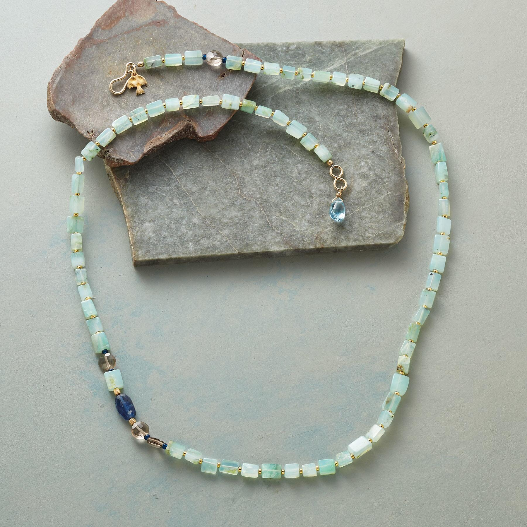JOURNEY TO PERU NECKLACE: View 2