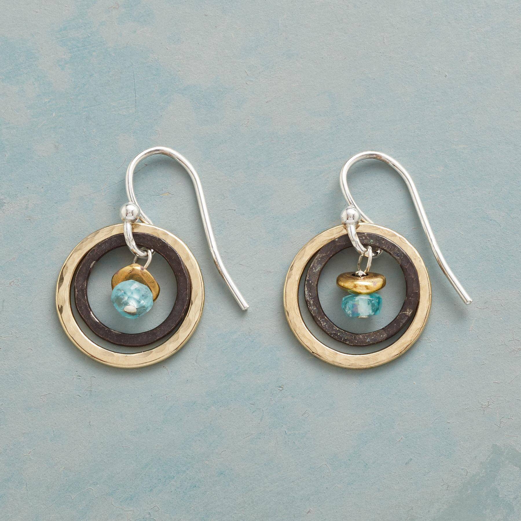 DAWN AND DUSK EARRINGS: View 1