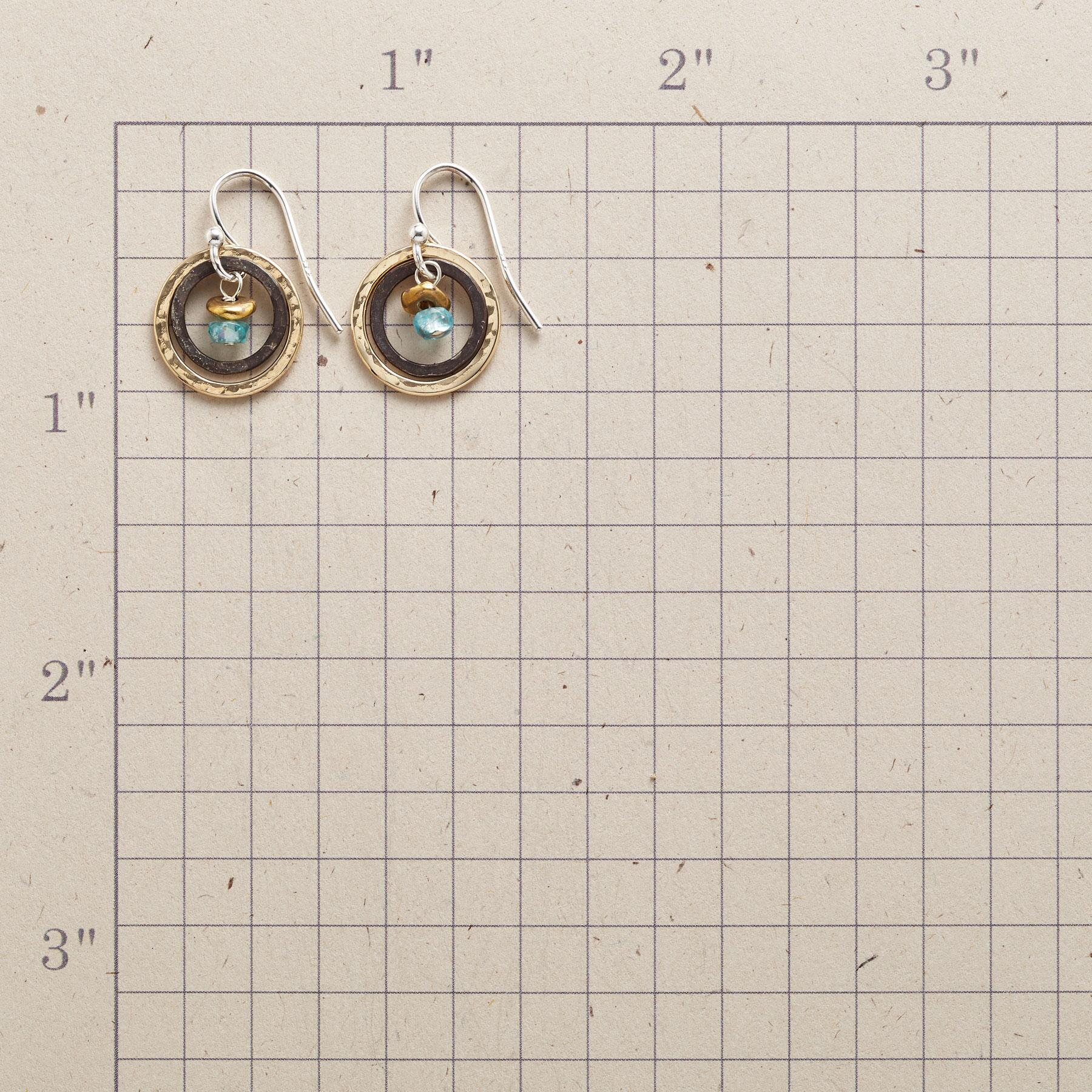DAWN AND DUSK EARRINGS: View 2