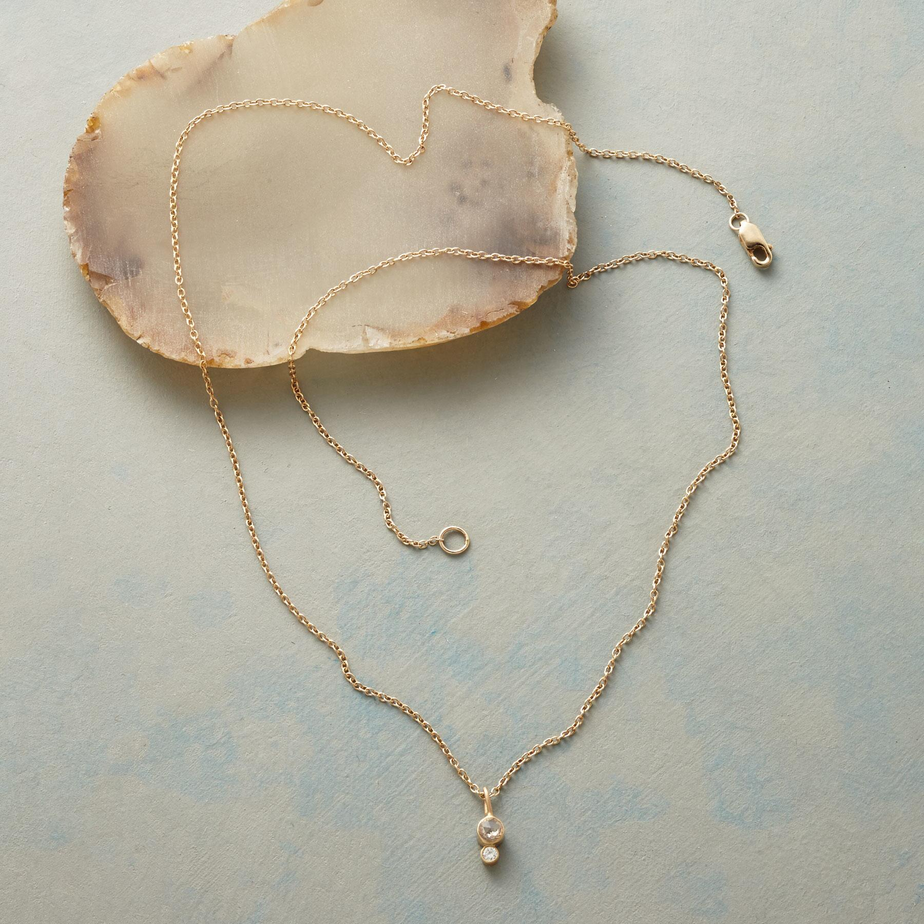 DYAD DIAMOND NECKLACE: View 2
