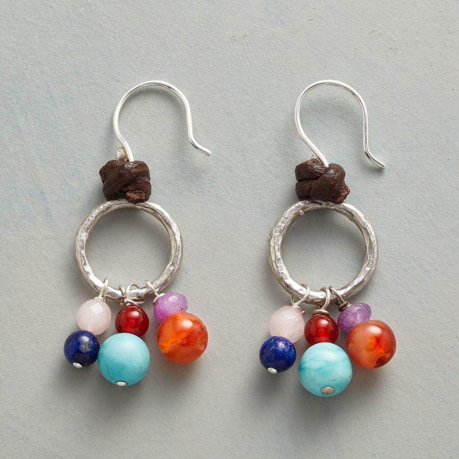 COMMUNITY HOOP EARRINGS