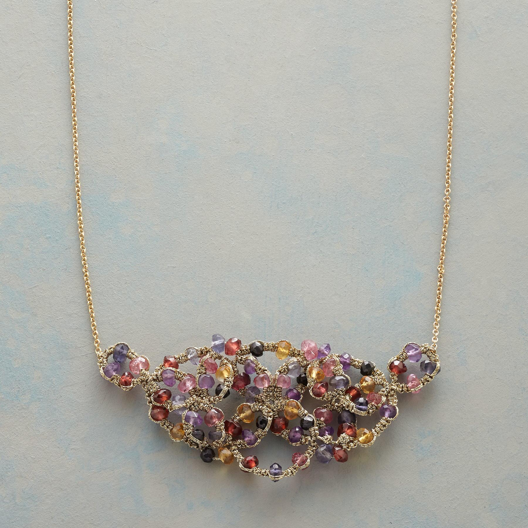 JABOT NECKLACE: View 1