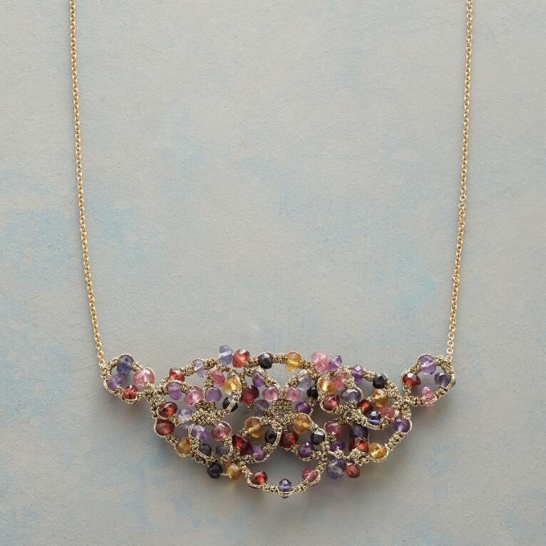 JABOT NECKLACE