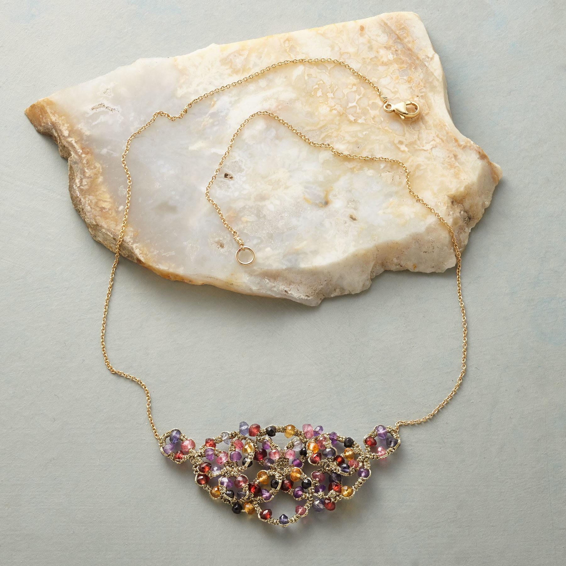 JABOT NECKLACE: View 2
