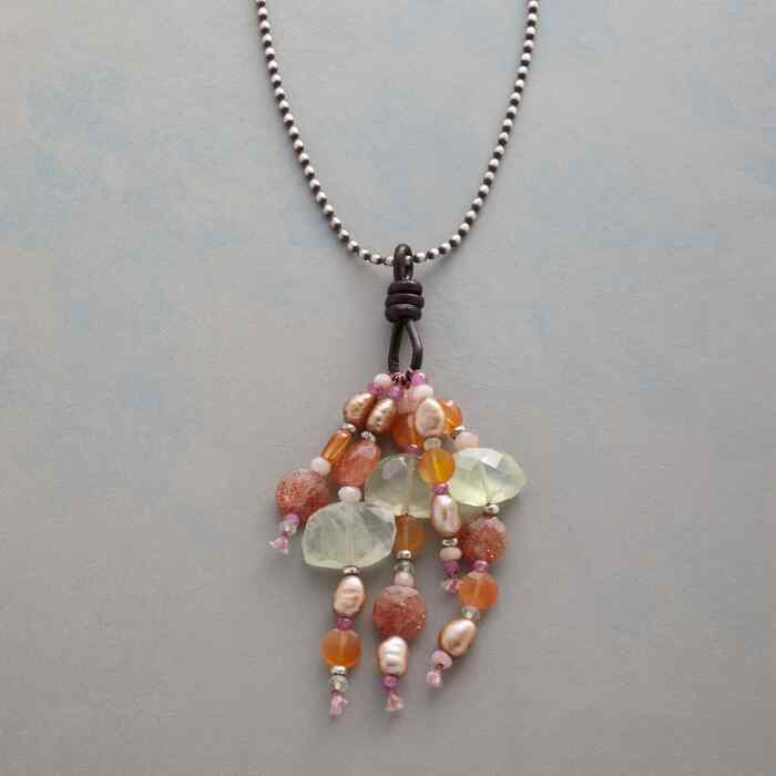 SUNGLOW NECKLACE