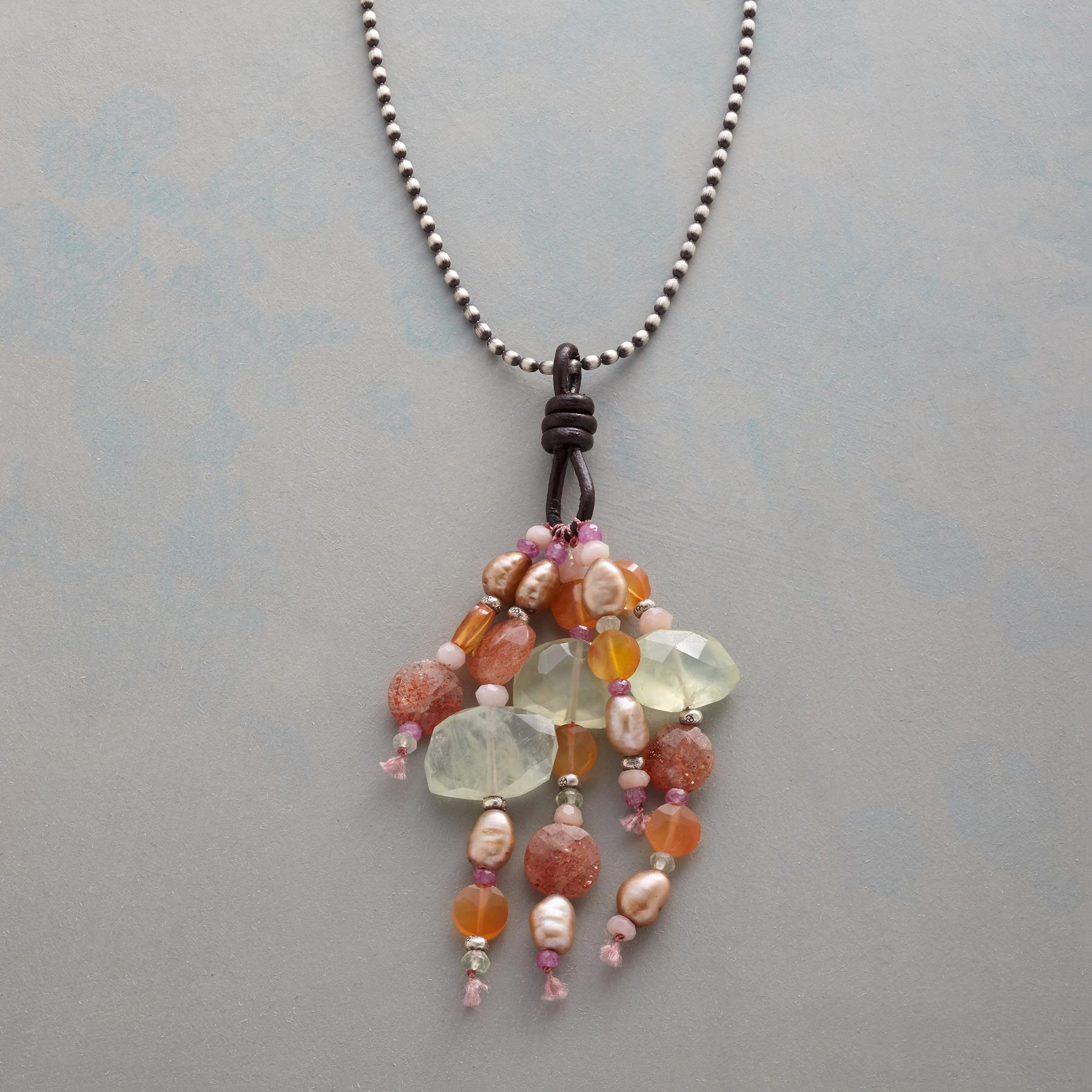 SUNGLOW NECKLACE: View 1