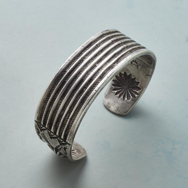 SEVEN STORIES STERLING CUFF