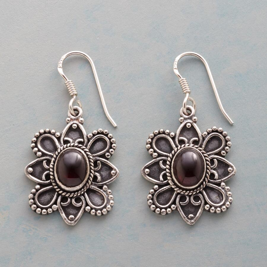 TEMPLE GARDEN EARRINGS