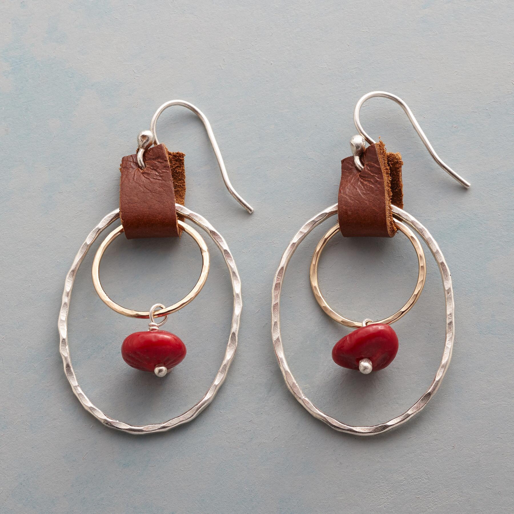 HACIENDA EARRINGS: View 1