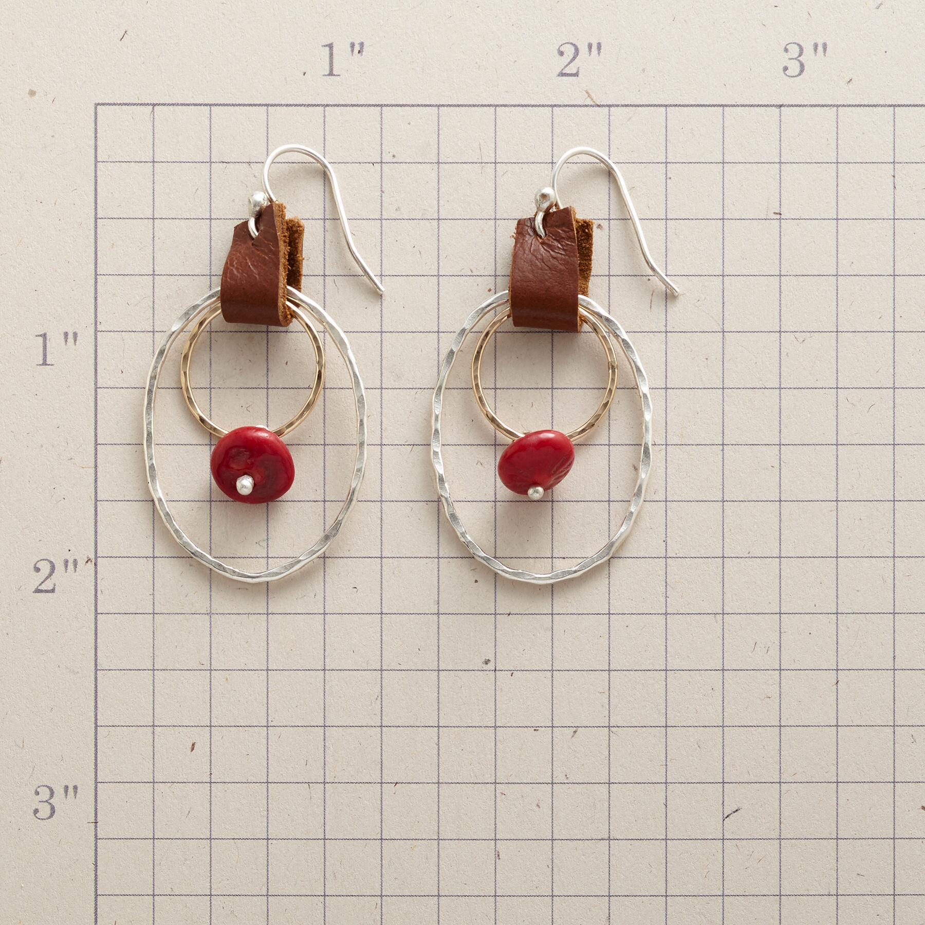 HACIENDA EARRINGS: View 2