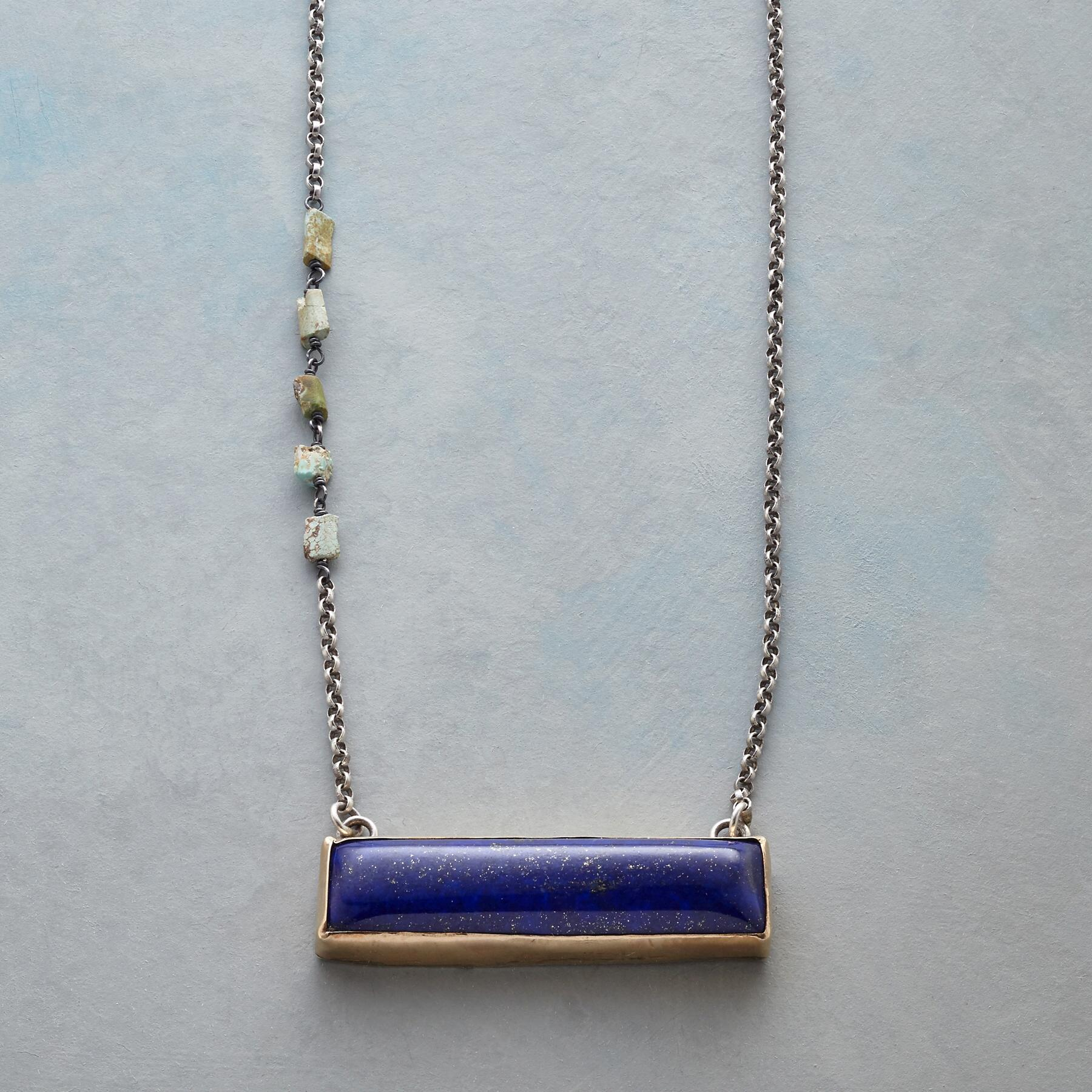 DEEP WATERS NECKLACE: View 1