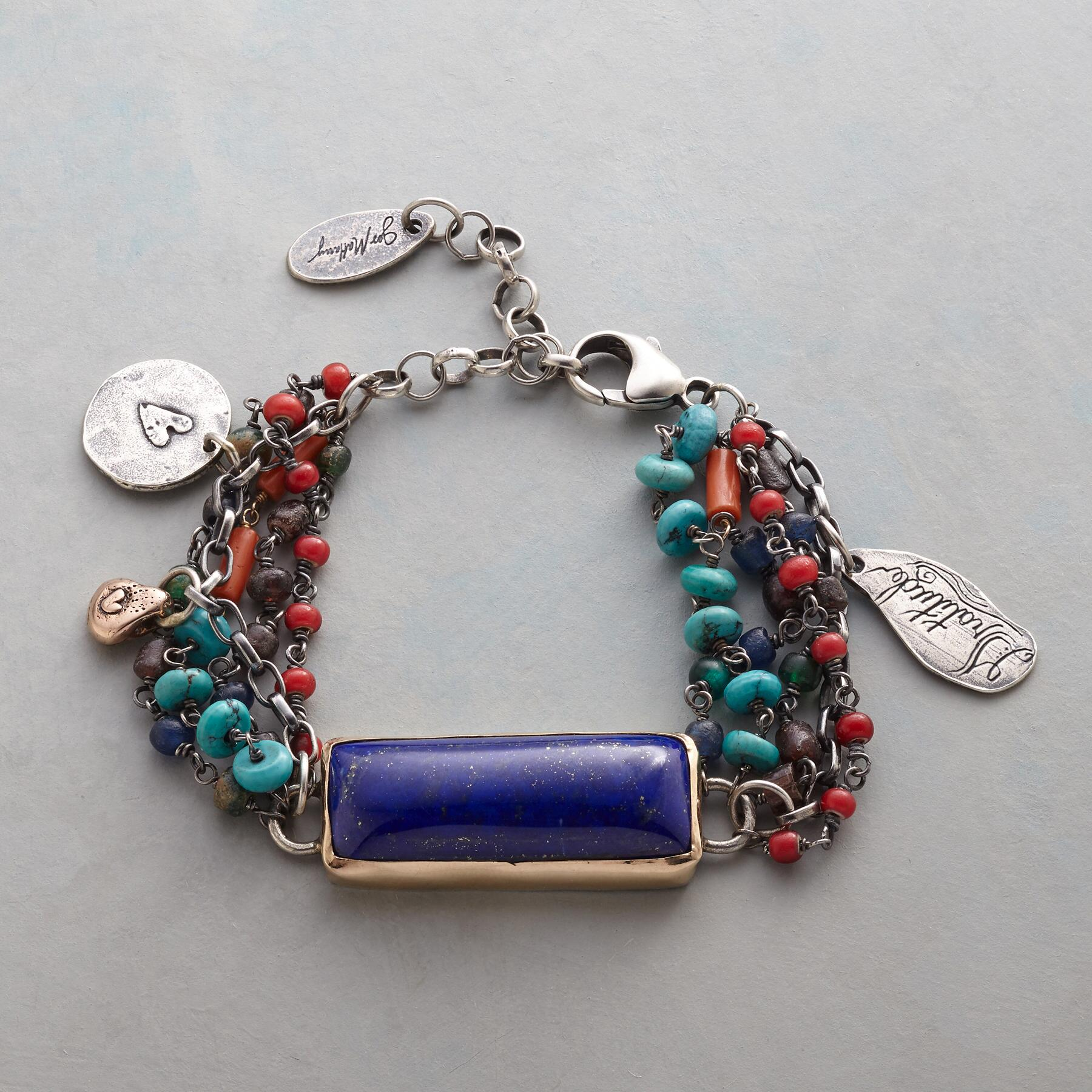 BLUE HORIZON BRACELET: View 1