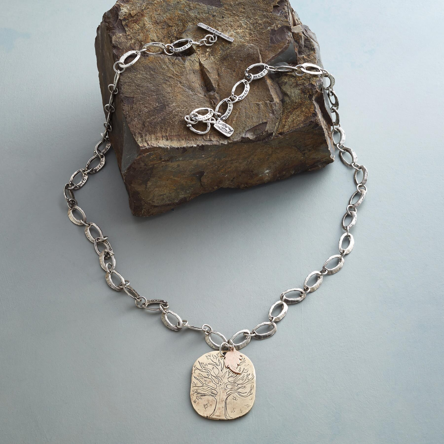 GROW WITH LOVE NECKLACE: View 2