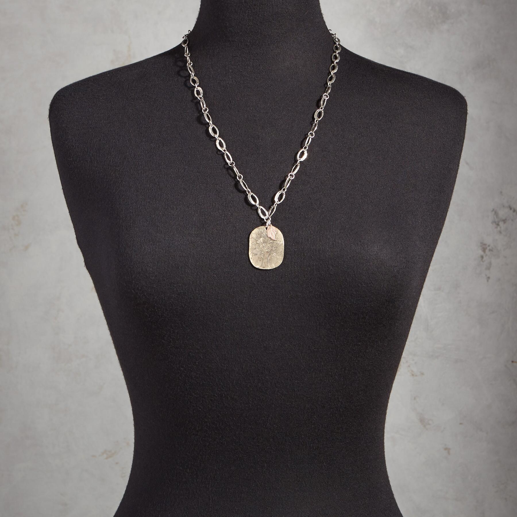GROW WITH LOVE NECKLACE: View 5