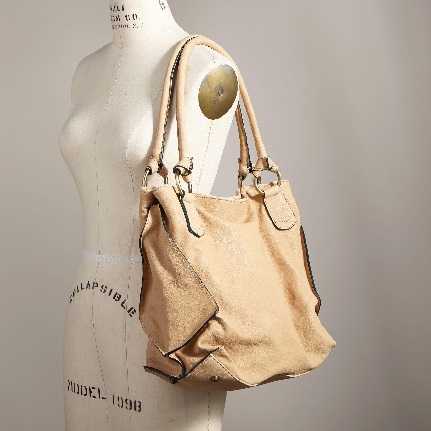 SUPER SLOUCH HOBO BAG: View 3