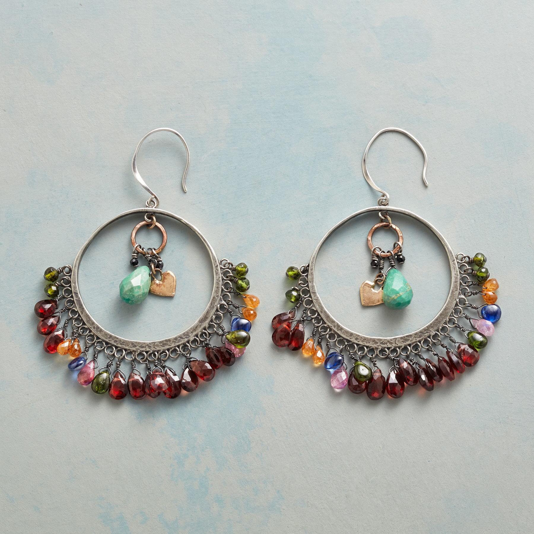 AMITOLA EARRINGS: View 1
