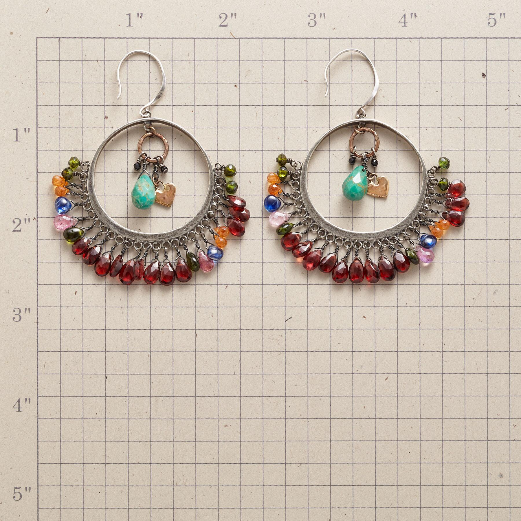 AMITOLA EARRINGS: View 2
