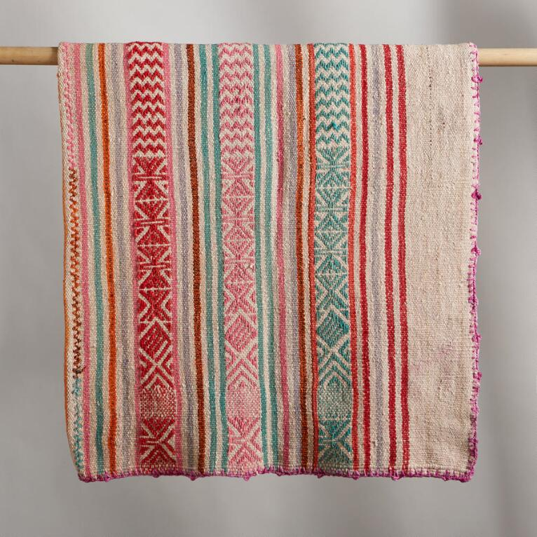 UCAYALI PERUVIAN THROW