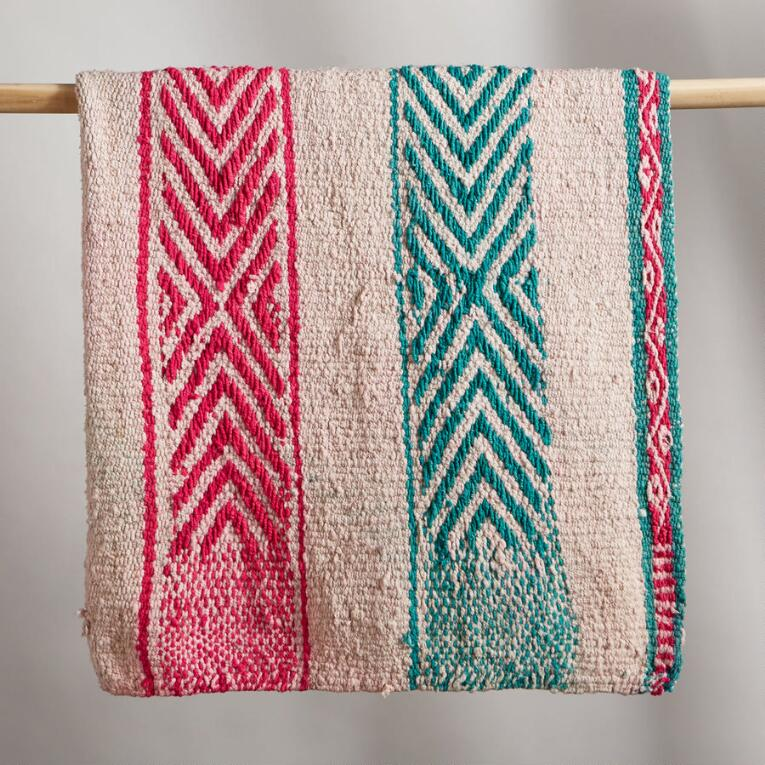 LA LIBERTAD PERUVIAN THROW
