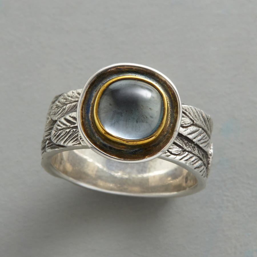 ANGELS WING RING