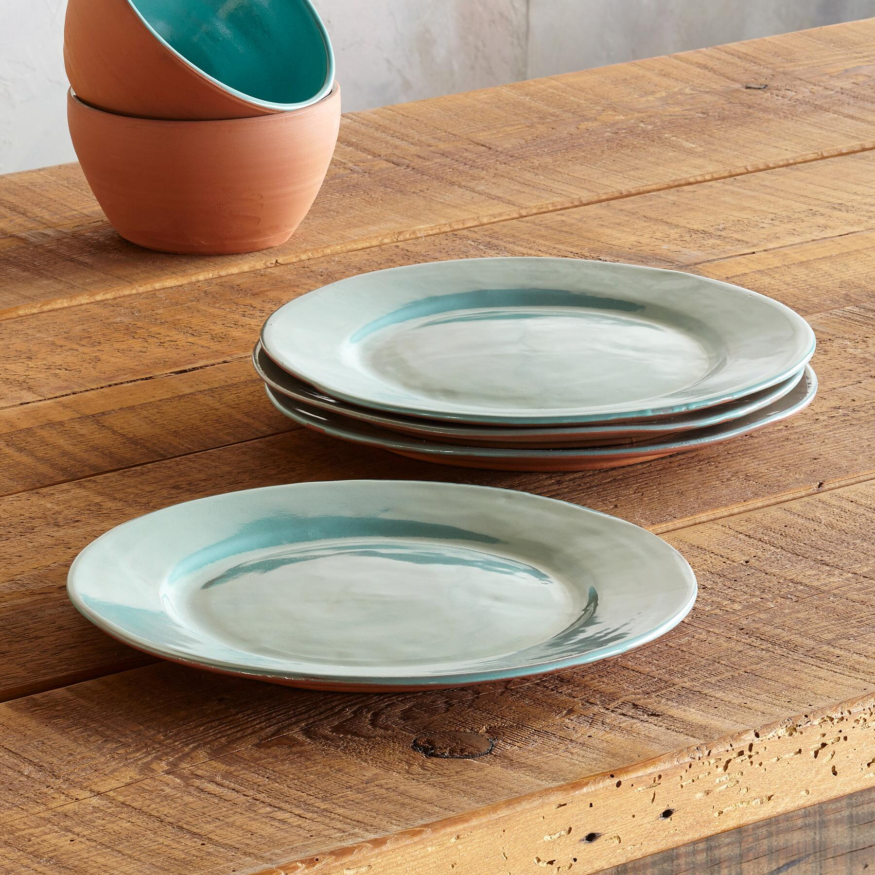 CALISTO DINNER PLATES, SET OF 4: View 1