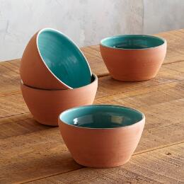 CALISTO DINNER BOWLS, SET OF 4