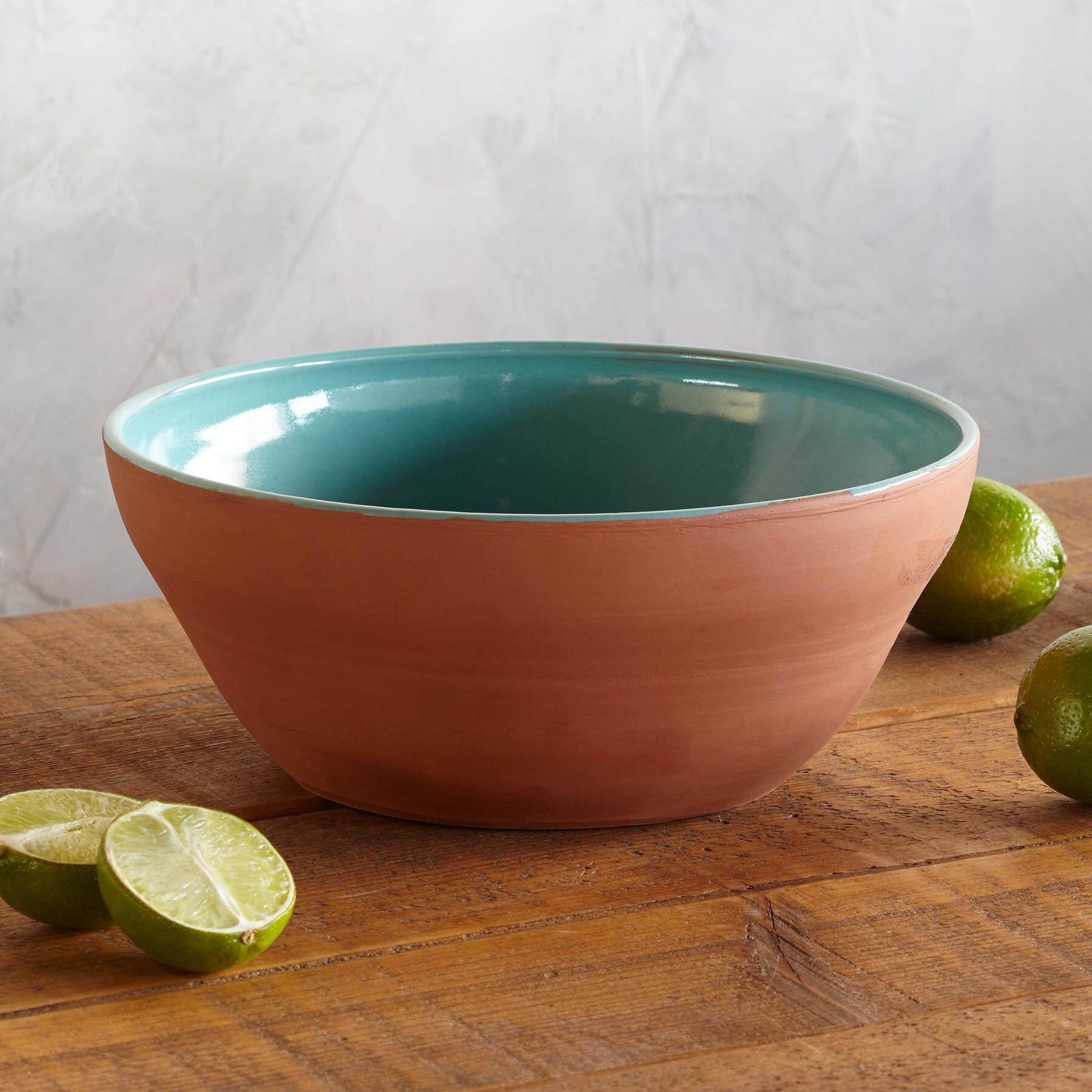CALISTO SERVING BOWL: View 1