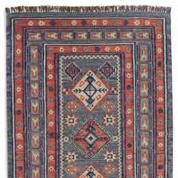 STAR CANYON KILIM RUG, LARGE