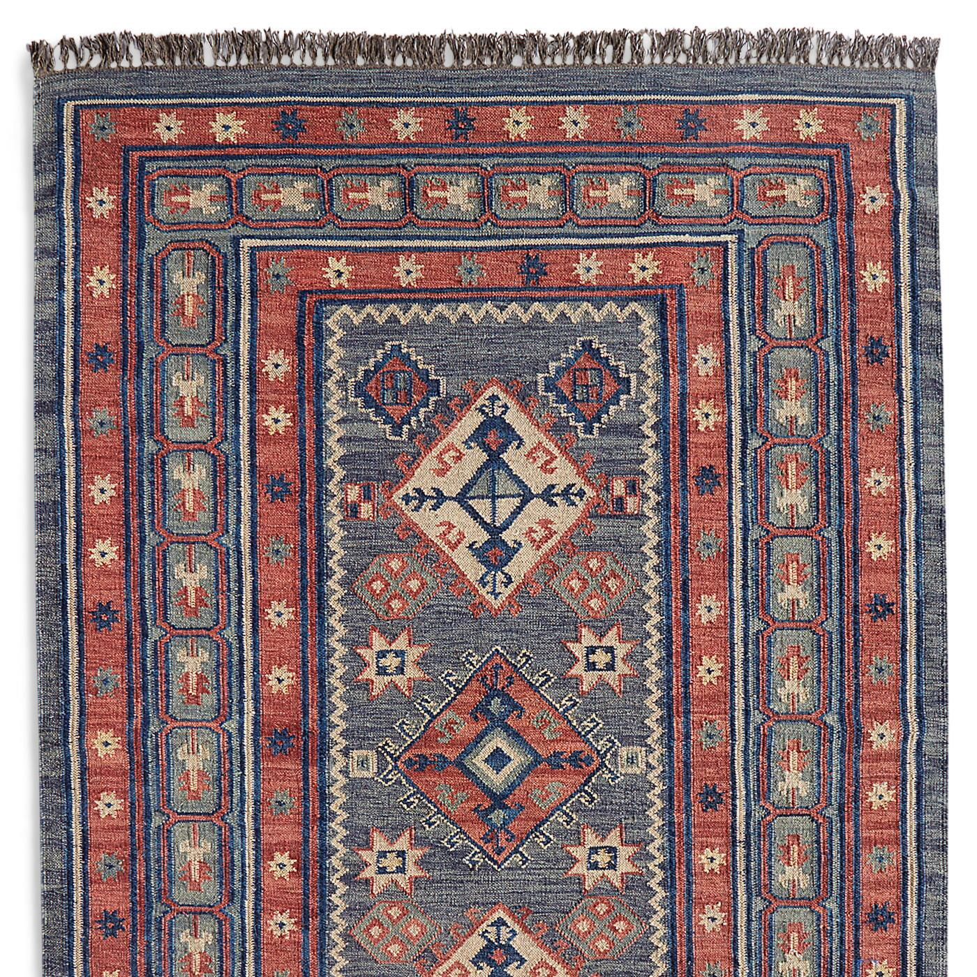 STAR CANYON KILIM RUG, LARGE: View 1