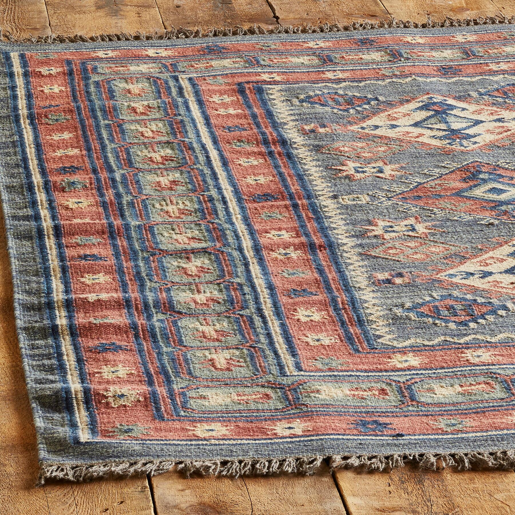 STAR CANYON KILIM RUG, LARGE: View 2