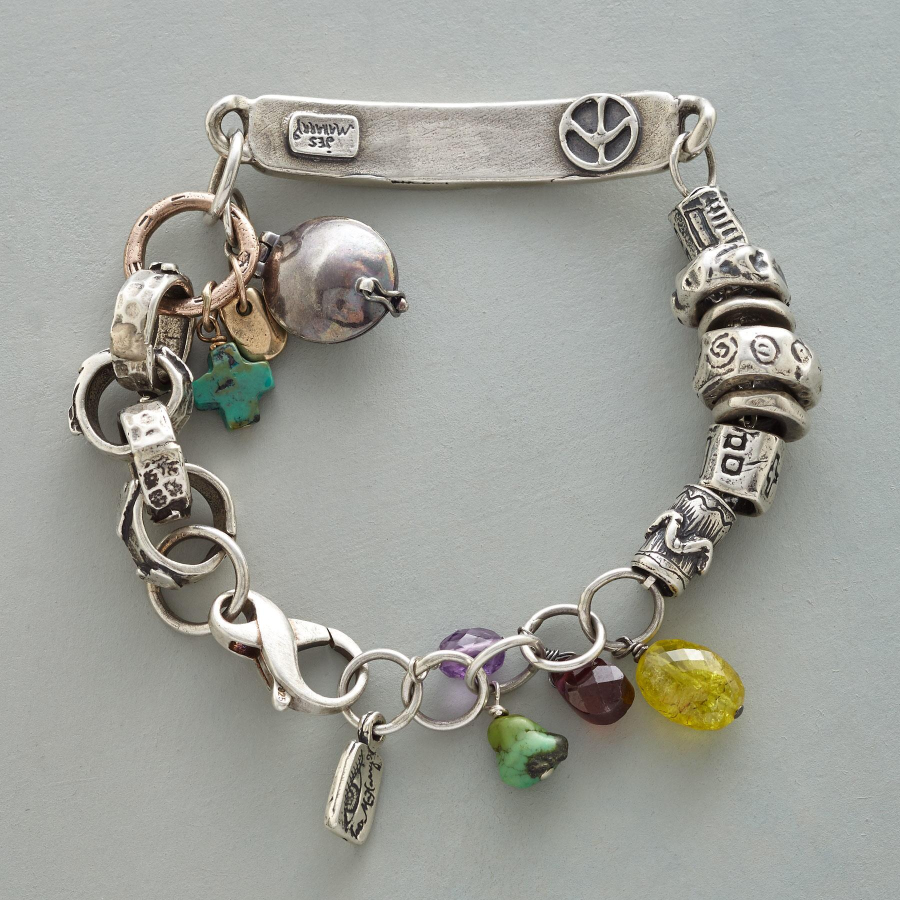 TO TREASURE ID BRACELET: View 2